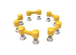Safewheel Twin Wheel Nut Retainer