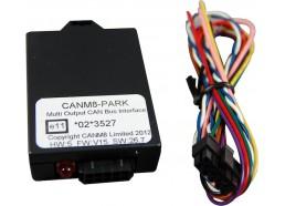 CAN Bus Parking Sensor Interface - PARK