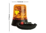 LAP Magnetic Base Rotating Beacon