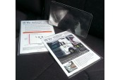 Hi Vu A5 PVC Truck Fresnel Lens