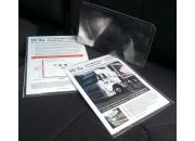 Hi Vu A4 PVC Truck Fresnel Lens