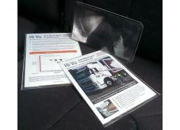 Hi Vu A5 Acrylic Truck Fresnel Lens
