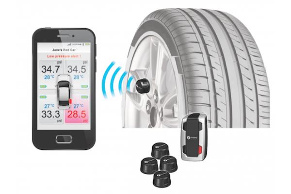 Nextbase Fobo Tyre Pressure Sensors