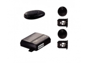 Steelmate 4 Rear Parking Sensor Kit - Gloss Black