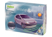 Valeo Beep & Park Kit 4 with 4 x Front Parking Sensors