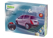 Valeo Beep & Park Kit 1 with 4 x Rear Parking Sensors