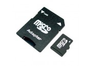 64GB Micro SD Class 10 with Adaptor