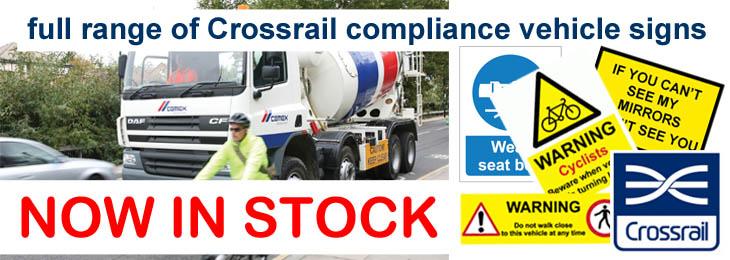 Crossrail Signage